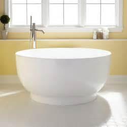 Small Soaking Bathtubs by 51 Quot Kaimu Acrylic Japanese Soaking Tub No Overflow