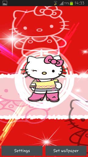 hello kitty live wallpaper theme download hello kitty live wallpaper for android hello