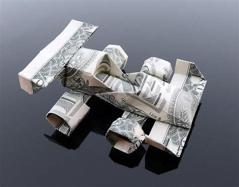 Origami Money Car - dollar bills awesome and boys on