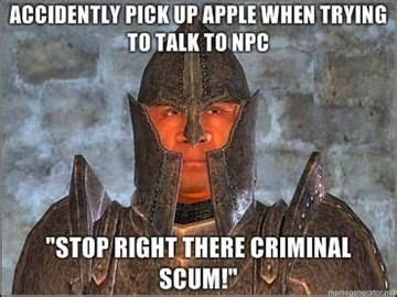 Skyrim Memes And Jokes - 17 best images about the elder scrolls v skyrim on