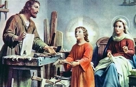 imagenes de jesus jose y maria juntos mary and joseph educators of jesus pastorale giovanile fma