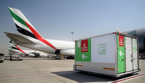 emirates uganda emirates skycargo keeps perishables fresh with emirates