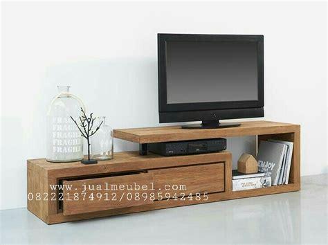 Rak Tv Kamar rak tv minimalis jati jual berbagai macam rak tv murah