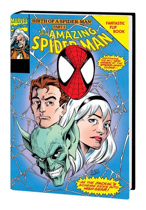 spider man clone saga omnibus 1302907980 apr161067 spider man clone saga omnibus hc vol 01 previews world