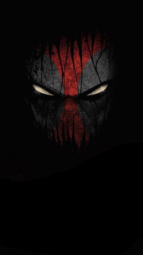 Deadpool Comic Dark Hero Android Wallpaper free download