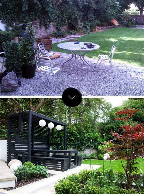 modern japanese before after a modern japanese garden in north london