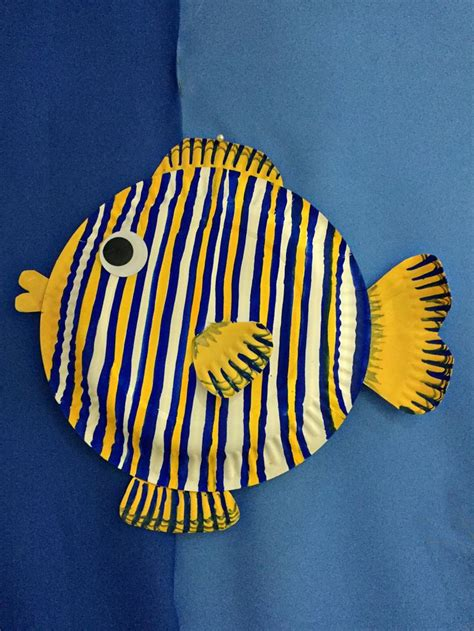 paper plate fish template best 25 paper plate fish ideas on fish crafts