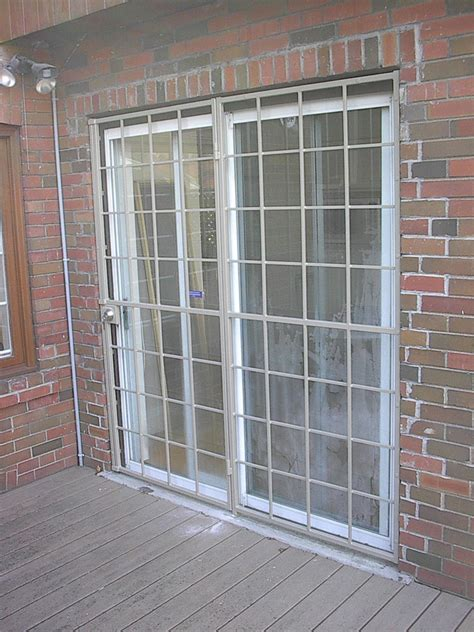 Sliding Patio Door Security Patio Door Gates Madrid Style Patio Gate Metalex Security Doors Security Screen Doors