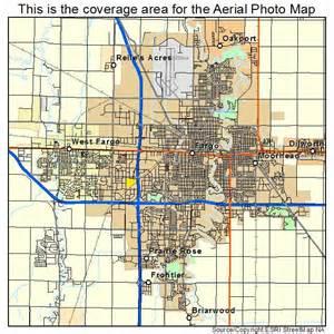Fargo Locations Aerial Photography Map Of Fargo Nd Dakota