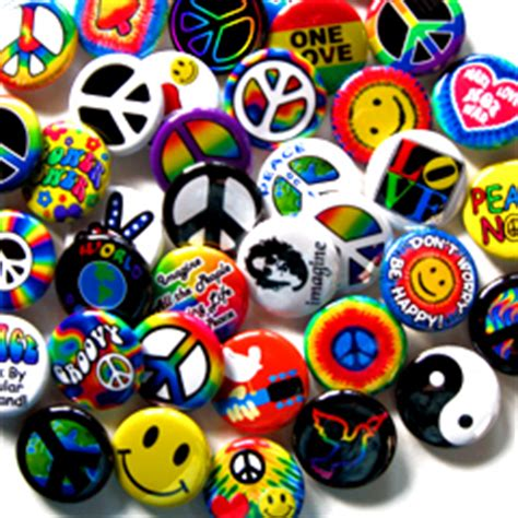 groovy when flower power bloomed in pop culture books buttons peace groovy hippy psychedelic pins obama