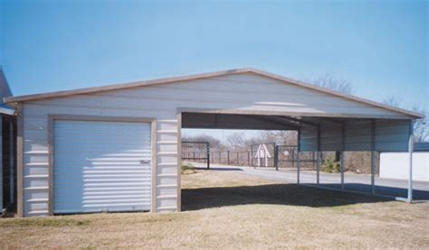 Large Car Port by Steel Buildings A Frame Carport Roofing 2 Large