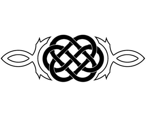 celtic infinity knot tattoo designs best 25 infinity knot ideas on celtic