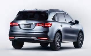 Price Of Acura Mdx 2014 2014 Acura Mdx Prototype Top Auto Magazine