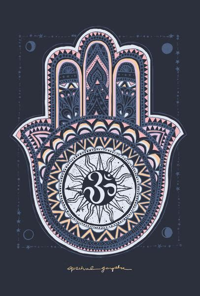 demystifying the hamsa spiritual gangster