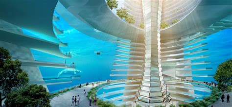 design concept world this futuristic floating city could become a reality in
