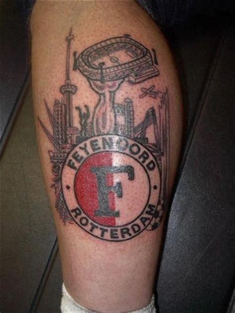 tattoovoorbeelden feyenoord tattoos
