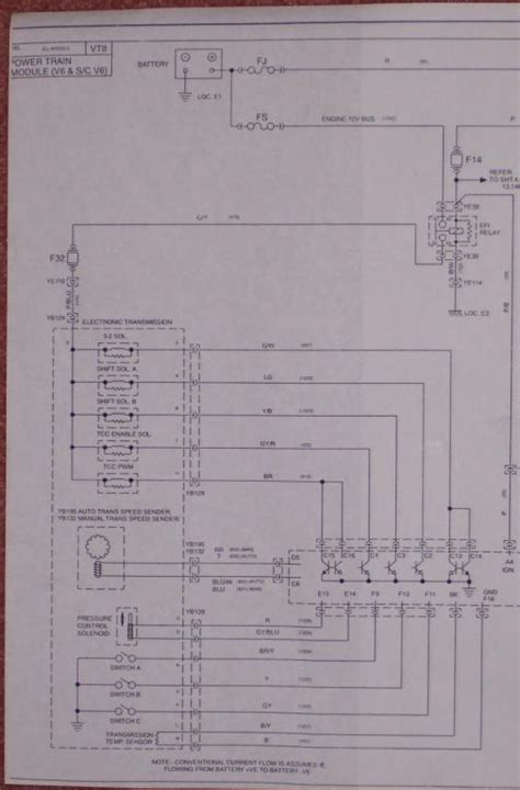 vs commodore wiring diagram efcaviation