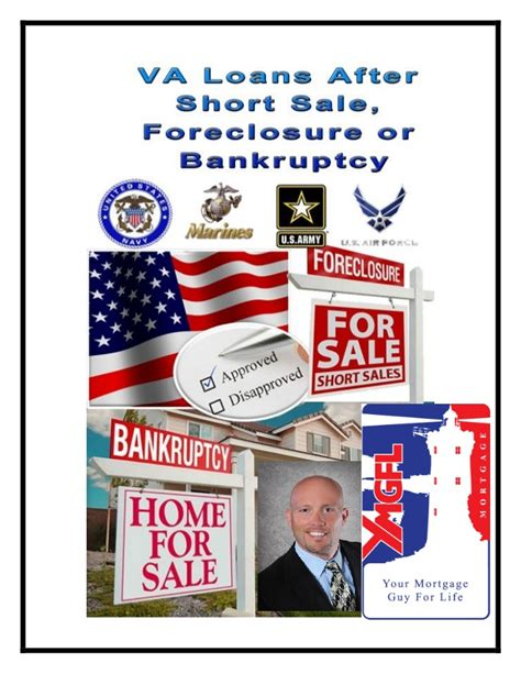 house loans after bankruptcy how to get a va mortgage after bankruptcy