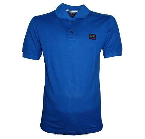 Sharks Polo Shirt Sharks paul shark blue piquet polo shirt polo shirts from