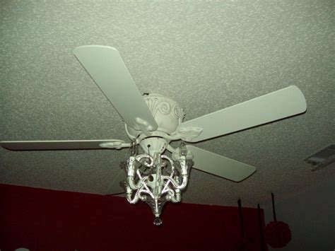 ceiling fan with crystal light crystal ceiling fan light kit 10 methods to modernize