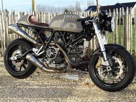 motogrotto vintage custom cafe racer bike build for bmw ducati sport 1000 custom revival return of the cafe