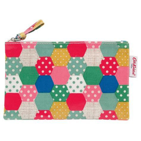 Cath Kidston Patchwork - cath kidston mini patchwork spot zip purse mini storage