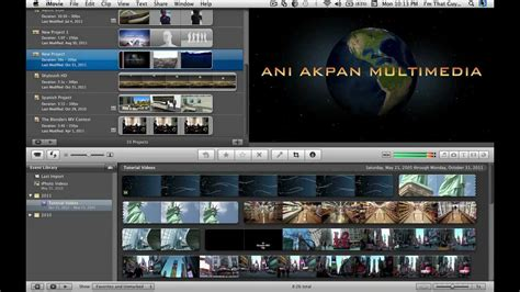 tutorial imovie editing basic video editing in imovie part 1 youtube