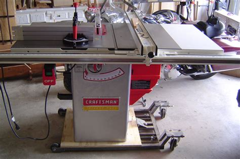 best value cabinet table saw review craftsman professional 22124 10 quot table saw by