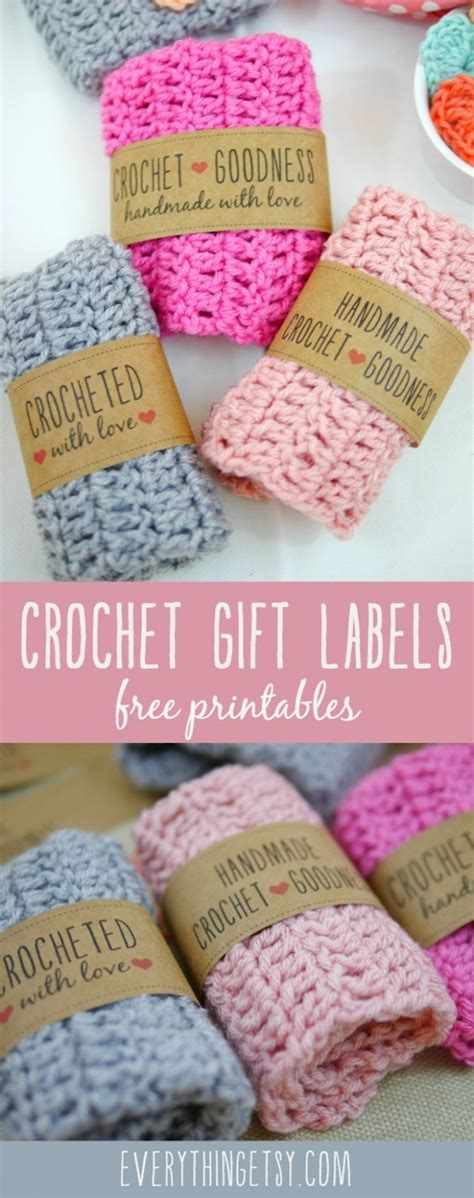 101 easy handmade gift tutorials everything etsy 101 simple crochet projects handmade gifts
