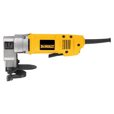 dewalt 5 14 swivel shear dw891 the home depot