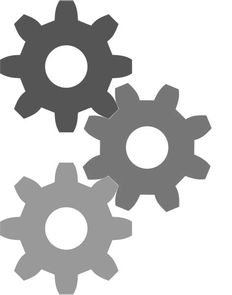 File:Cog-icon-grey.svg - Wikimedia Commons