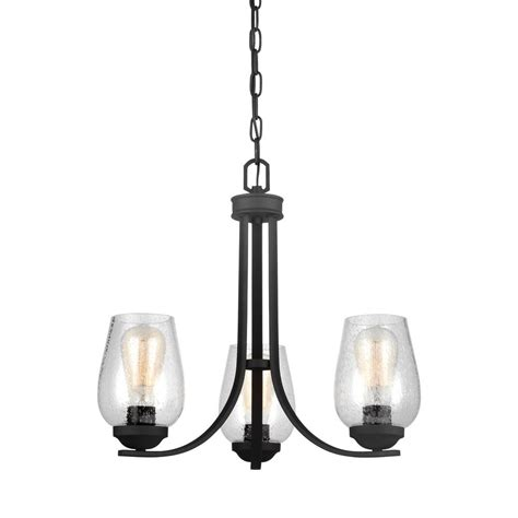 commercial electric 5 light chandelier commercial electric 5 light nutmeg reversible chandelier