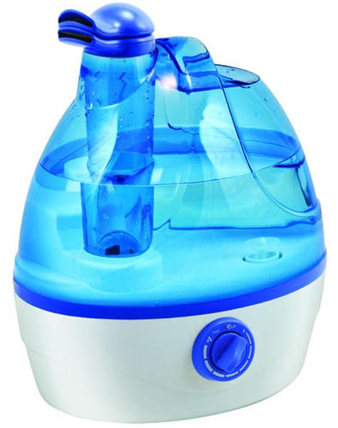 Comfort Zone Humidifier by Comfort Zone 6 Gallon Ultrasonic Humidifier At Menards 174
