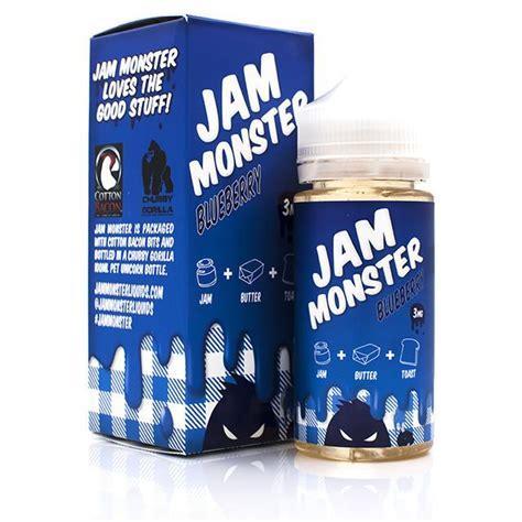 Liquid Gorilla Jam Blueberry Liquid blueberry e liquid by jam 100ml vapehappy