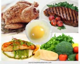 list of low calorie foods with high protein content