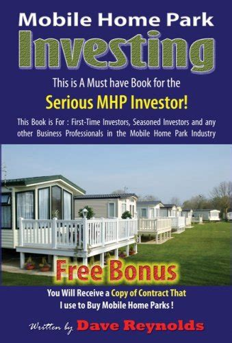 mobile home park investment buy in ksa products