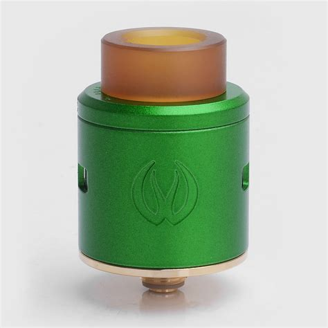 Rda Icon 24 Mm authentic vandy vape icon rda green rebuidlable atomizer w