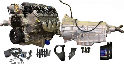Cpsls36l80e X Gm Ls3 430hp Engine With 6l80e 6 Speed Auto