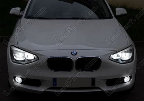 Bmw 1er F20 Angel Eyes by Pack Oules De Feux Phares Xenon Effect Pour Bmw Serie 1