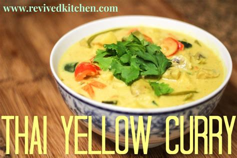 thai yellow curry - Thai Kitchen Yellow Curry