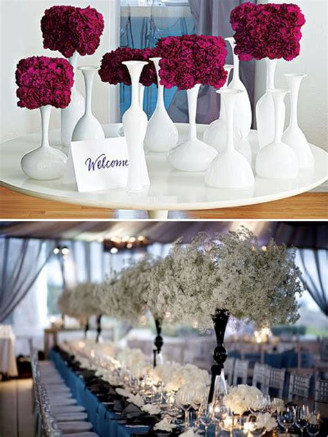 wedding centerpieces without flowers five gorgeous wedding centerpieces to copy bridalguide