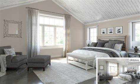 gray paint options  primary bedrooms