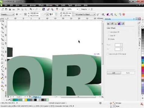 corel draw x5 yuvarlak yazi yazma corelde şekilli yazı yazma doovi