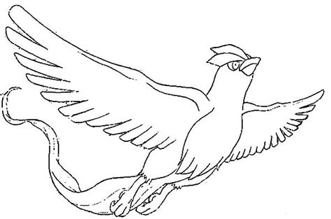 pokemon coloring pages articuno articuno coloring pages coloring pages