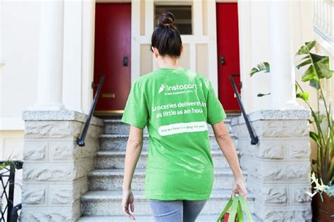 Shopping Just Got Easier by Grocery Shopping Just Got Way Easier With Instacart Parc