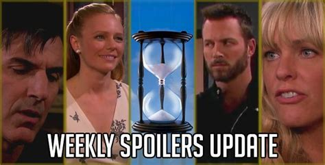 days of our lives cast updates and spoilers why true o days of our lives spoilers weekly update for march 13 17