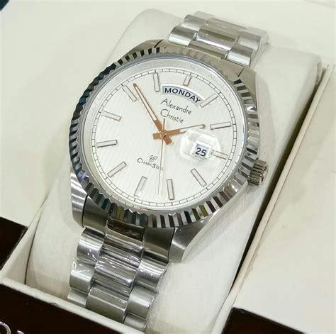 Alexandre Christie 5004 Mdld jual jam tangan murah kualitas import grosir jam tangan jam tangan original distributor jam