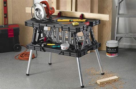 benchmark portable work bench revealed the best portable workbench with reviews