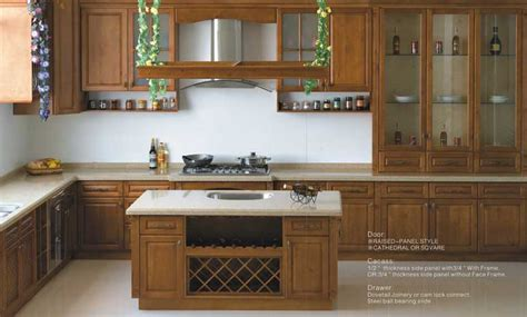 kitchen wooden furniture the disadvantages of wooden kitchen cabinets you should