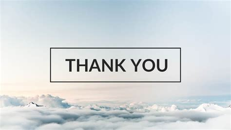 thank you themes for ppt thank you powerpoint template image collections
